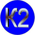 Логотип ООО «К2 Инвест»