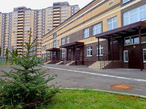 Детский сад в ЖК «Московские водники» (1)