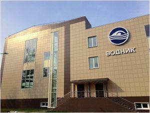 Физкультурно-оздоровительный комплекс «Водник» в ЖК «Московские водники»