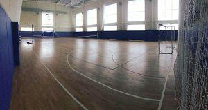 Спортзал физкультурно-оздоровительного комплекса «Водник» в ЖК «Московские водники»