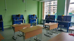 Новая школа на 900 мест в микрорайоне «Центральный» (11)
