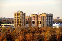 Город Долгопрудный, микрорайон «Хлебниково», дом 10 и дом 10 корпус 1