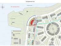 Город Долгопрудный, ЖК «Московские водники», корпус 24, ситуационный план